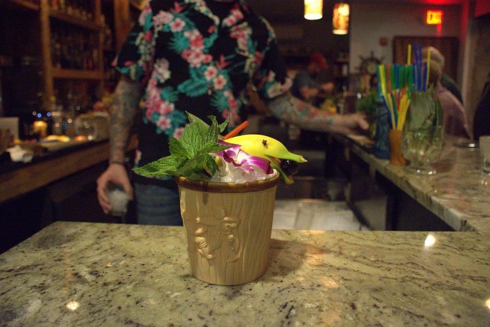 Archipelago Bar DC