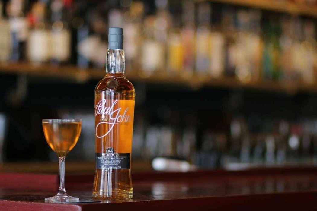 Paul John Whisky Cocktail