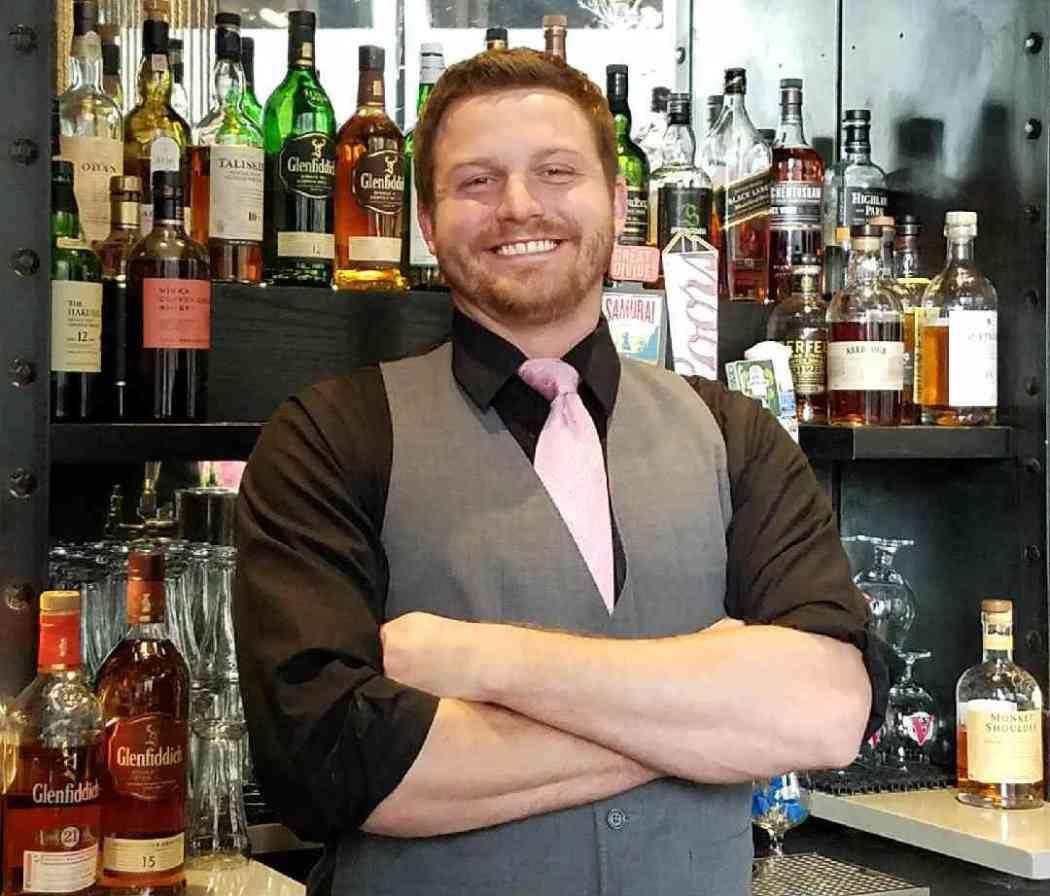 Denver Bartender Alex Linney