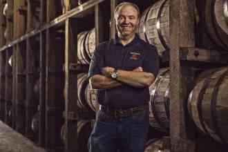 Four Roses Master Distiller Brent Elliot