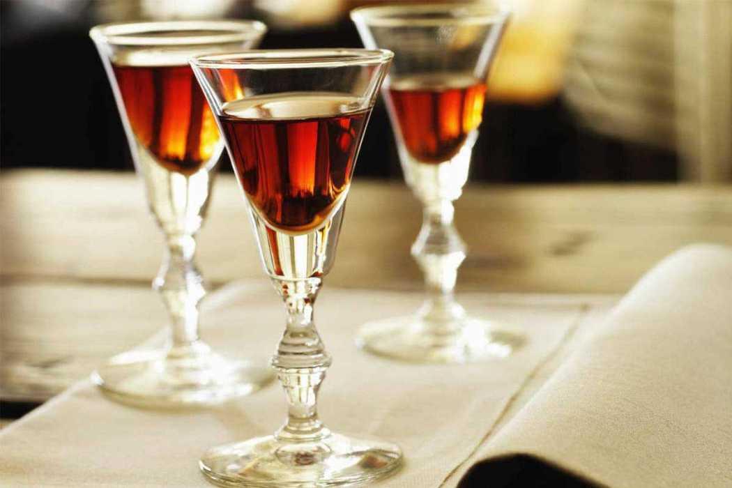 aperitif and digestif