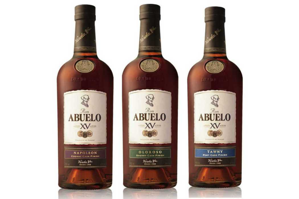 Ron Abuelo Cask Finished Rums