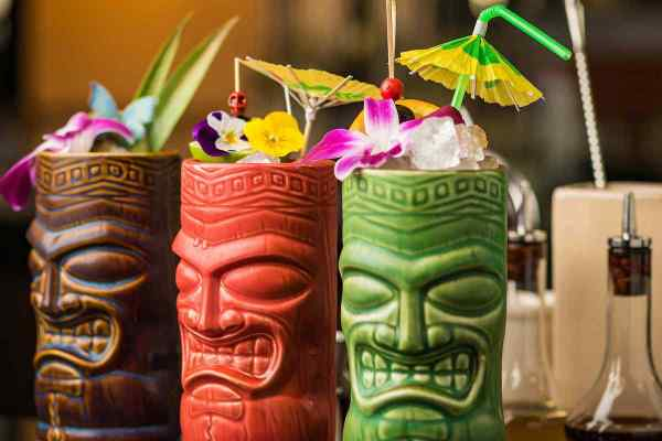 Tiki vs. Tropical: What's the Difference?