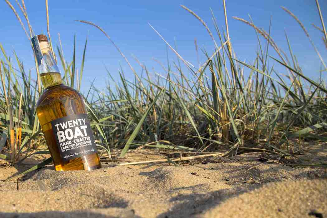 Twenty Boat Spiced Rum