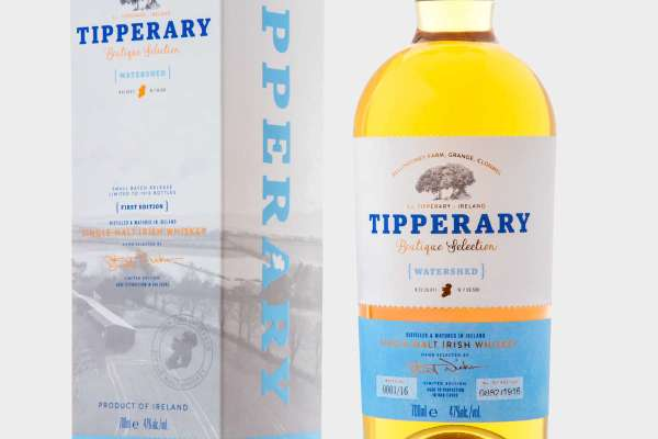 Tipperary Watershed Single Malt Irish Whiskey Review