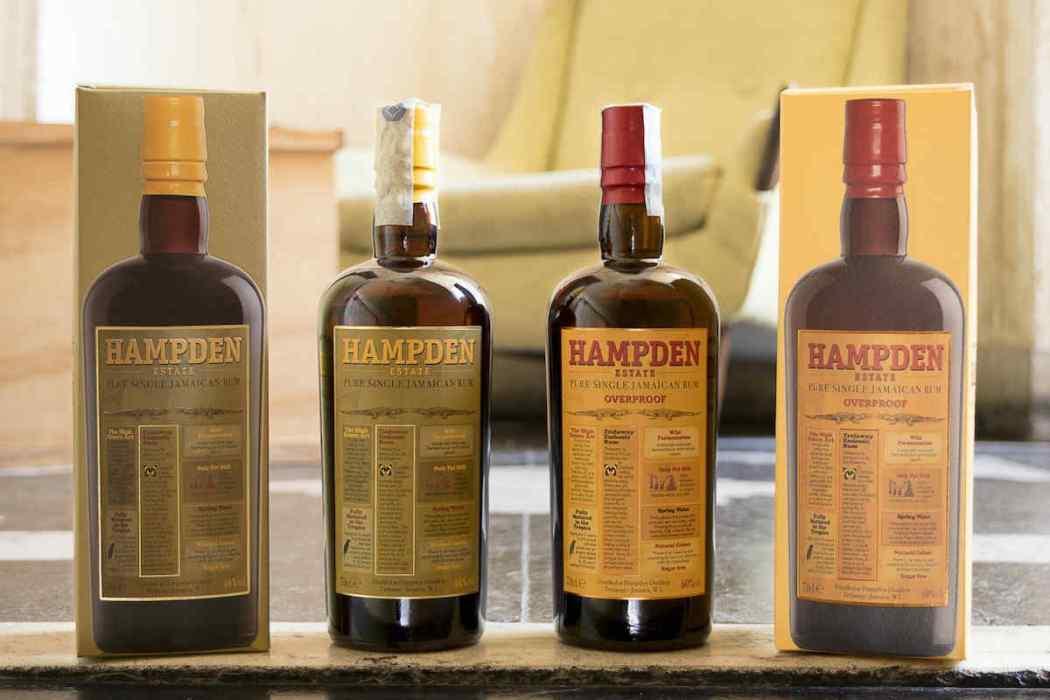Hampden Estate Rum