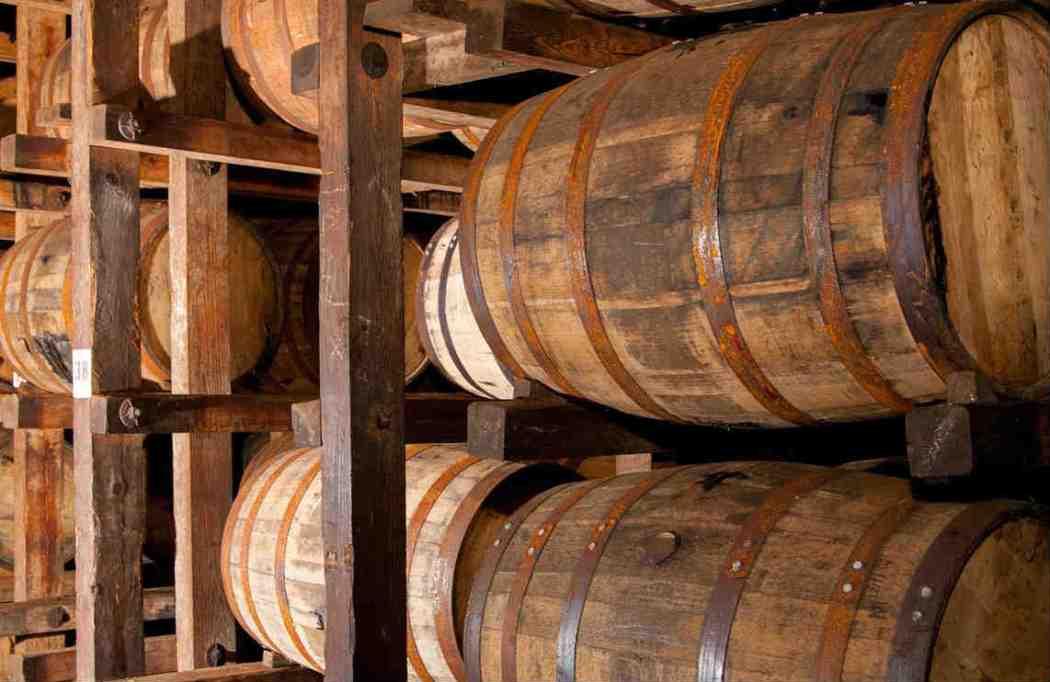 MGP Ingredients Whiskey Barrels