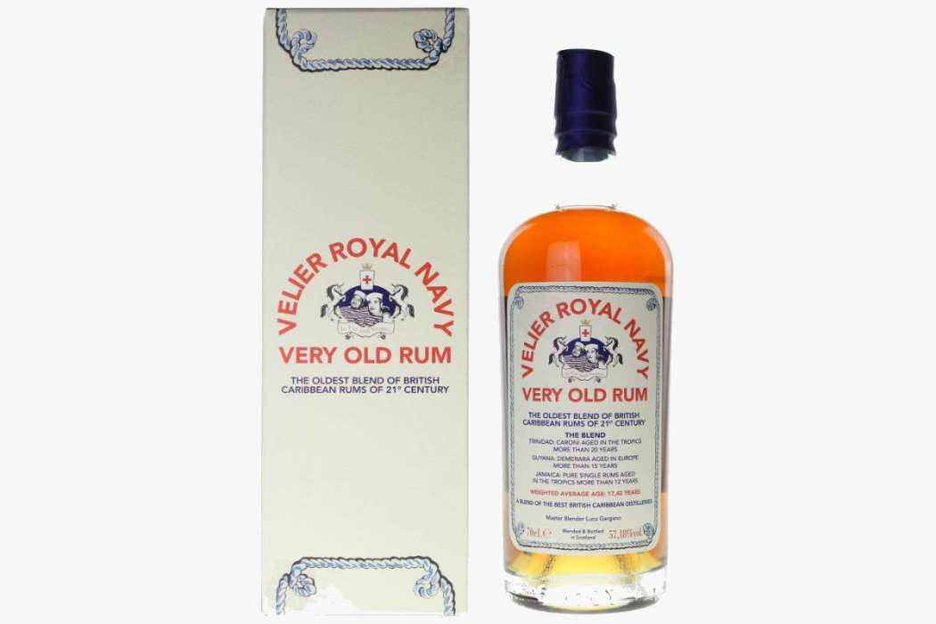 Velier Royal Navy Rum