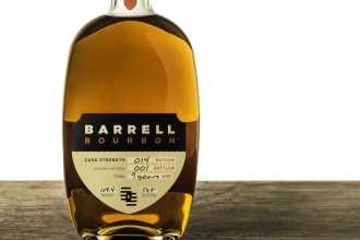 Barrell Bourbon Batch 014