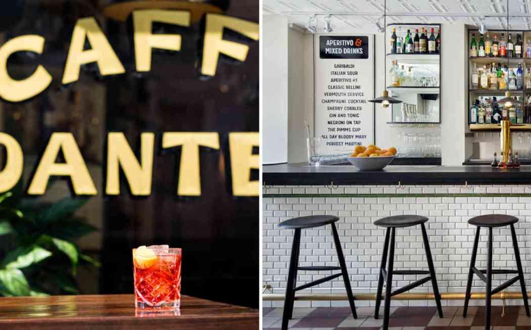 Caffe Dante NYC