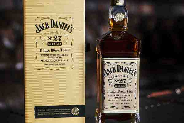 Jack Daniel's No. 27 Gold Tennessee Whiskey Launches in the U.S.