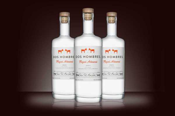 The Breaking Bad Guys Launch Dos Hombres Mezcal