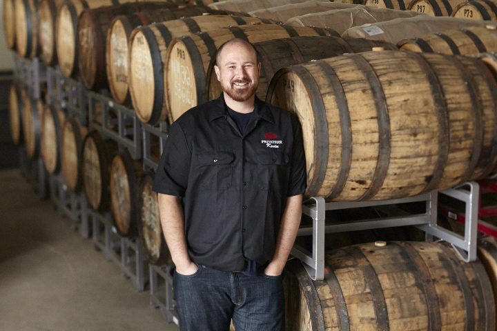 Kevin Martin, Privateer Rum