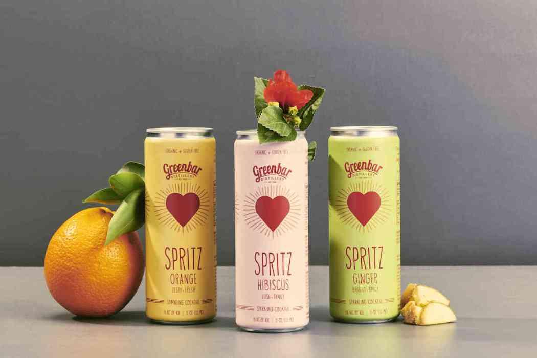 Greenbar Distillery Spritz
