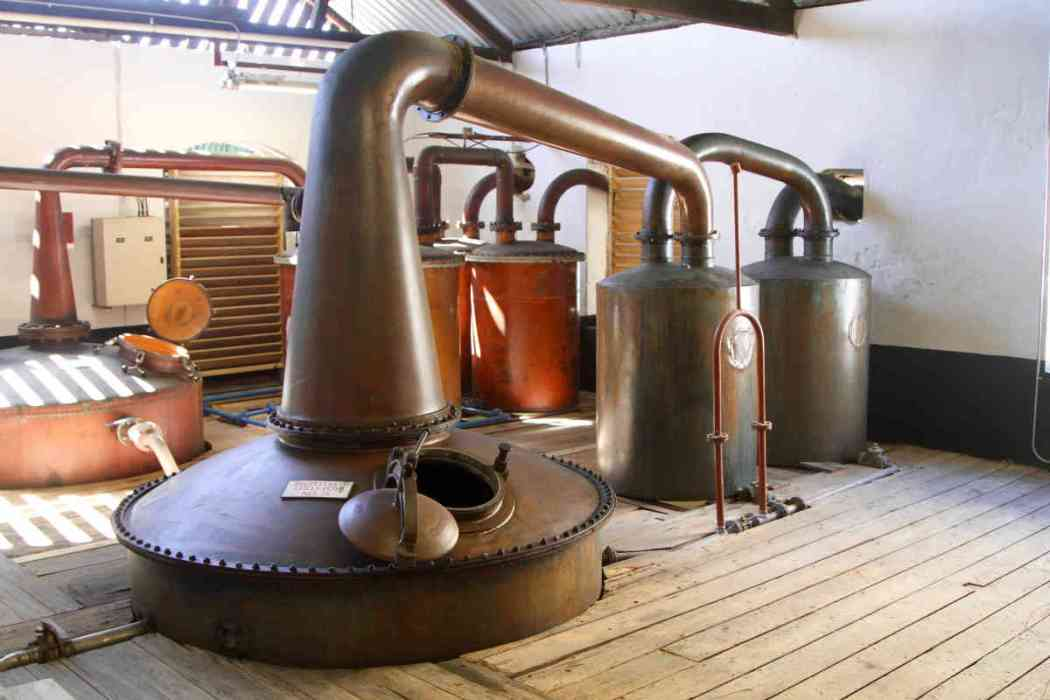 Mount Gay Distillery