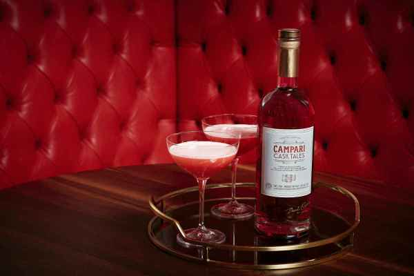 Campari Cask Tales Is a Barrel-Finished Twist on the Italian Classic