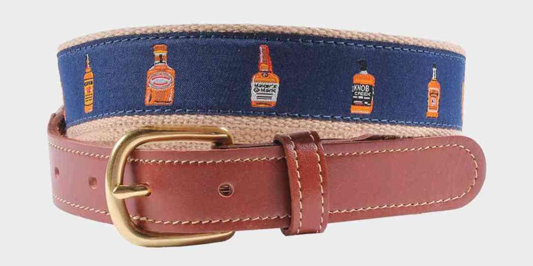Whiskey Row Belt