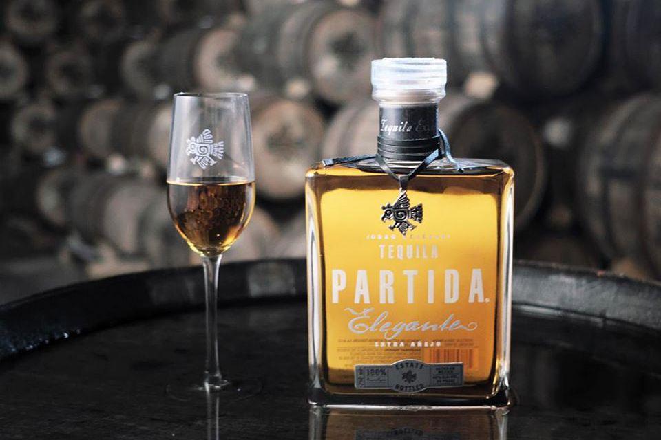 Partida Elegante Extra Añejo Tequila