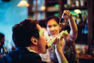 Bar Isabel Bone Marrow Luge
