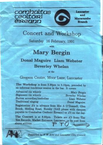 Mary Bergin 1