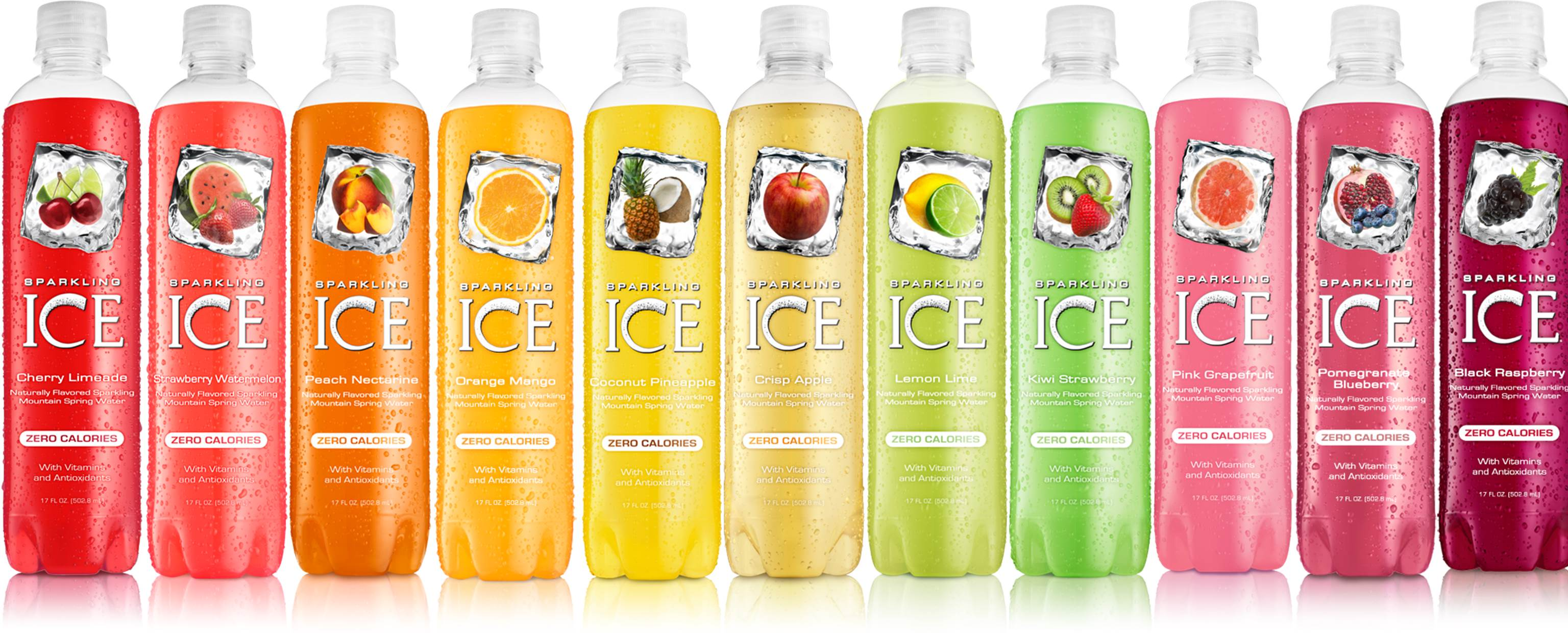 Sparkling Ice Flavors