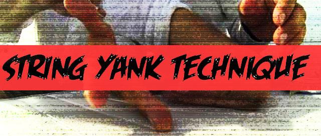 string-yank-technique
