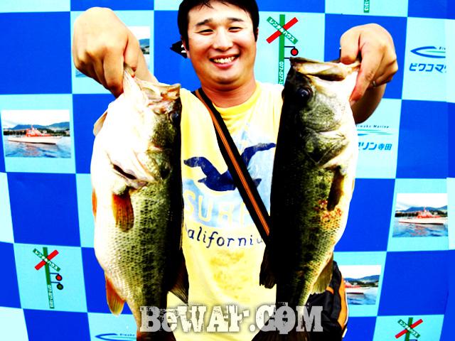 biwako nishinoko ibanaiko bass fishing guide chouka 21