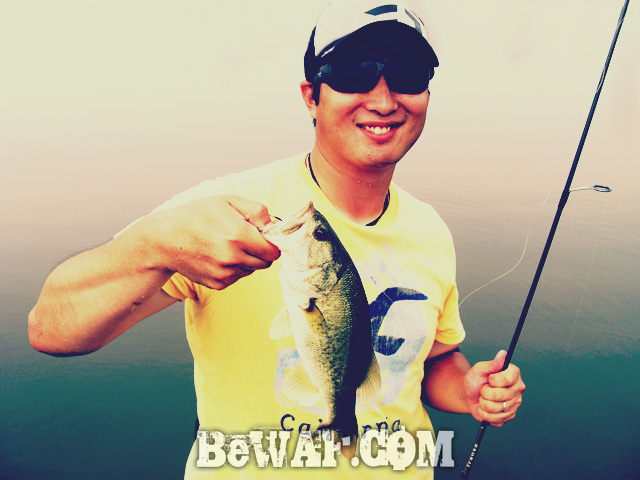 biwako nishinoko ibanaiko bass fishing guide chouka 9