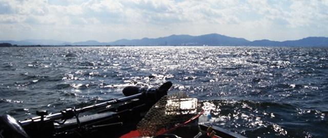 琵琶湖バスフィッシングガイドリポート ~加納様~ 00cm 15