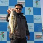 tweet釣果:ミノーで50アップ!! (琵琶湖)