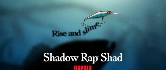 Shadow Rap Shad がデビュー!! (RAPALA USA) 2