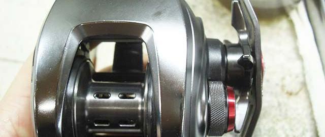 ダイワ Z2020 オーバーホール写真