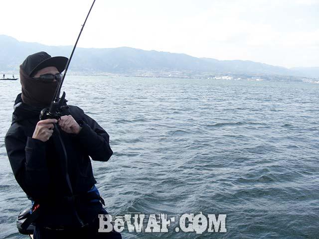 琵琶湖バスフィッシングガイドリポート 里様 写真