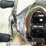 オーバーホール日記#376:シマノ 16 アンタレスDC 異物混入&注油