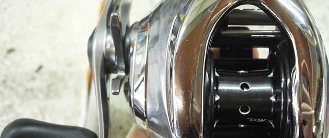 シマノ 16 アンタレスDC 修理写真