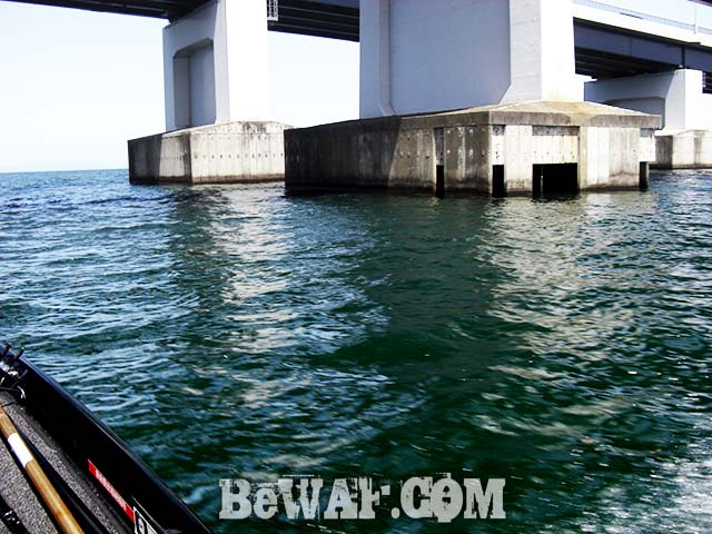 琵琶湖バスフィッシングガイドリポート 佐々木様 33cm 写真