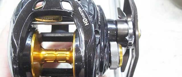ダイワ タトゥーラ HD 修理写真