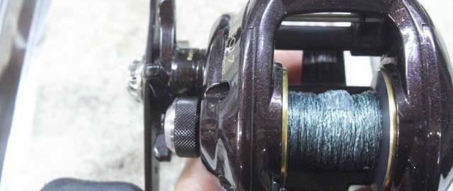シマノ スコーピオンXT オーバーホール修理写真