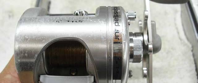 アブ アンバサダー S3600C 修理メンテナンス写真