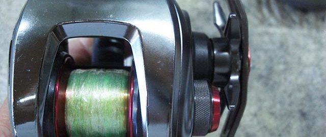 ダイワ Z2020 SH 修理&パーツ交換 写真