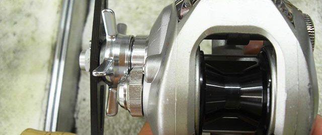 ダイワ TD-Z 103ML オーバーホール修理メンテナンス 分解写真