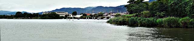 2017年8月15日 琵琶湖ガイド日記写真