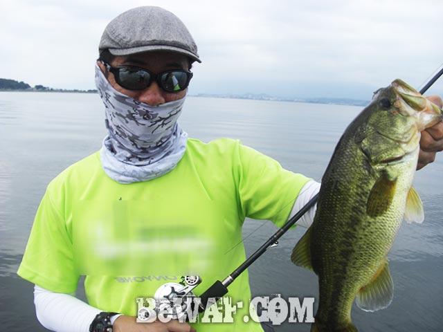琵琶湖ガイド デカバス釣果 60 ブログ写真
