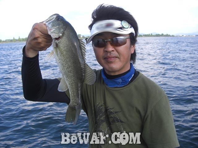 琵琶湖ガイド日記 SKTビッククランク デカバス写真