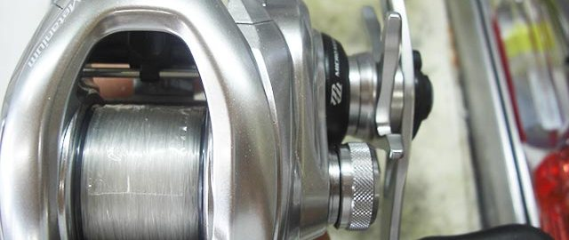 シマノ メタニウムmgl オーバーホール修理写真