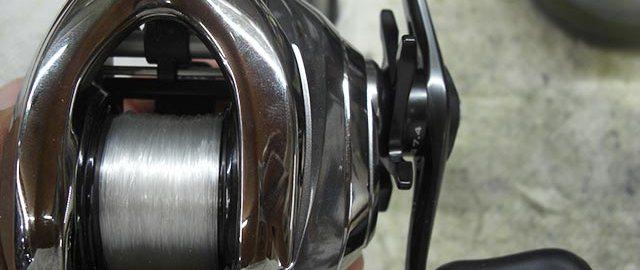 シマノ 16 アンタレスDC オーバーホール修理 写真