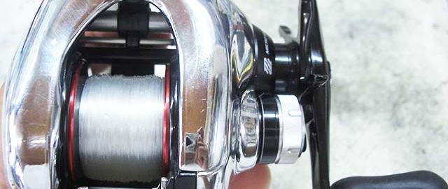 シマノ アンタレス DC7 LV オーバーホール修理写真
