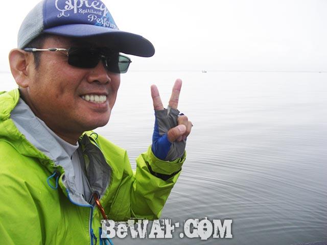 琵琶湖 北湖 秋の釣り 攻略 ガイド日記 写真