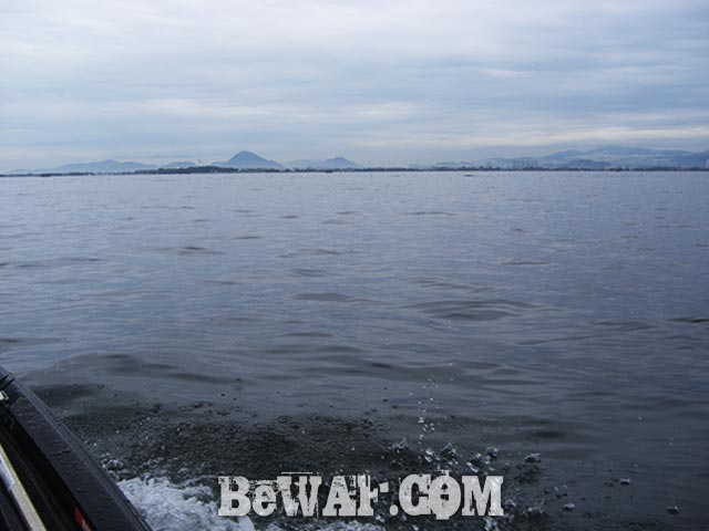 琵琶湖 秋の巻物 釣果 写真