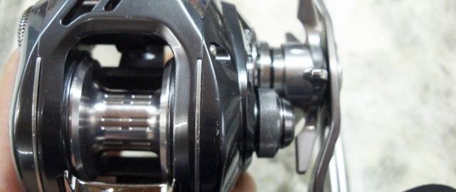 ダイワ ジリオン J-DREAM 5.3 オーバーホールメンテナンス写真
